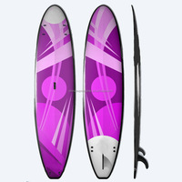 Full deck Painting drawing yoga SUP board / stand up paddle board / paddling table for yoga sports
