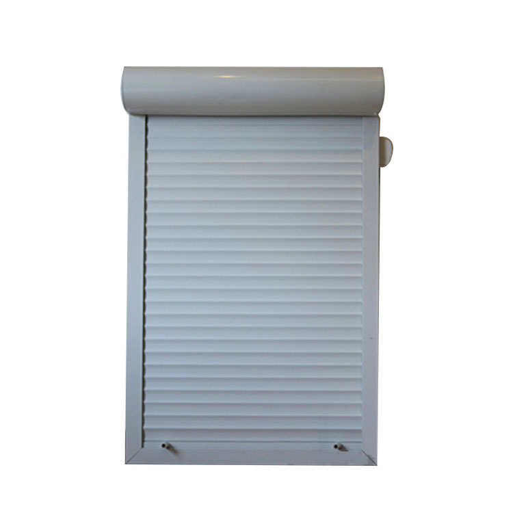 Weiß Upvc Profil Linde Rolling Shutter Windows