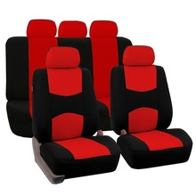 Universal Fit <span class=keywords><strong>Platte</strong></span> Doek Paar Emmer Seat Cover