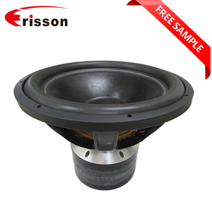 Factory Wholesale Best OEM 18 inch Powered Subwoofer Bass Woofer Speaker For Car