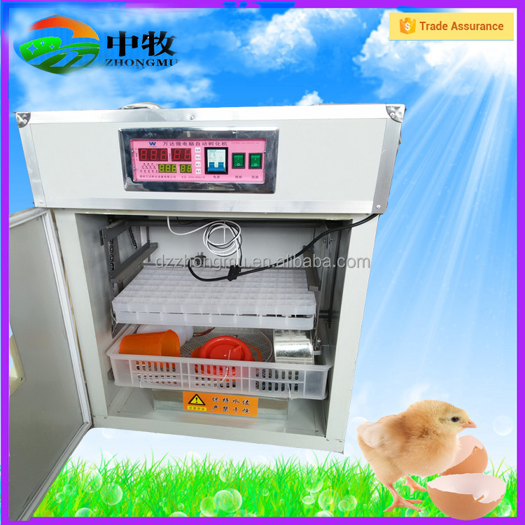 ZM-176/Small incubator automatic hatching 200 egg incubator with high rate