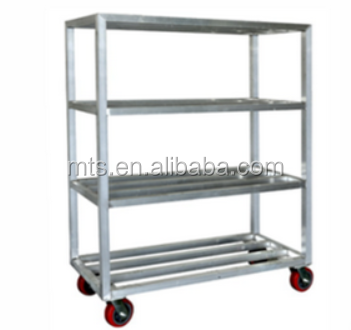 heavy duty goods storage shelf for warehouse and supermarket