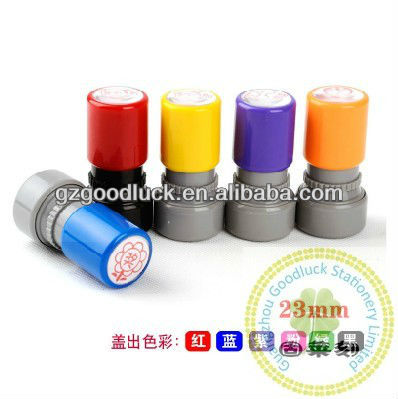 Teacher Reward Self Inking Stamp Custom Encourage Rubber