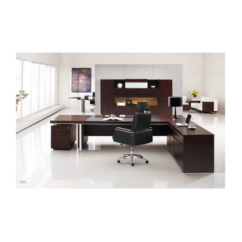 Clical Office Furniture Luxury Executive Desk For Chairman Ceo In Top Quality