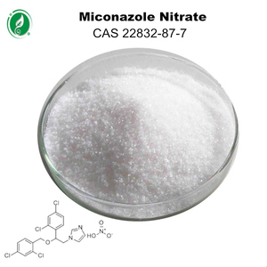 Pharmaceutical grade Cas:22916-47-8 miconazole nitrate powder raw material miconazole