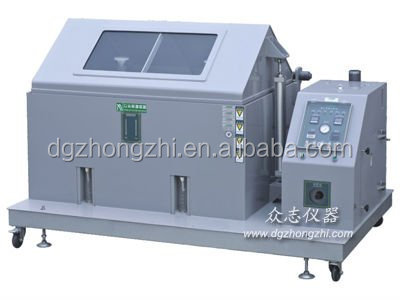 technical salt PH from 6.5 to 7.2 Salt Spray chamnber/Flow-type Salt Spray Test equipment/salt fog spray tester