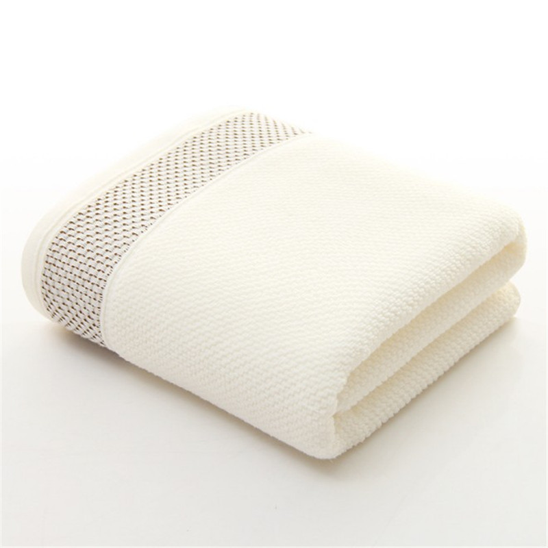 Oempromo wholesale cheap customize logo cotton hotel bath towels set