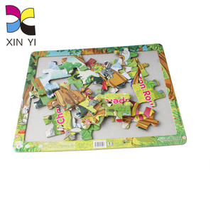 Custom Printed China Wholesale 1000 Piece Jigsaw Puzzles Manufacturers