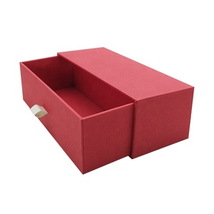 Hard Paper Gift Earring Elegant Packaging Paper Storage Jewelry Box