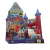 big discount high quality inflatable castle with slide for sale