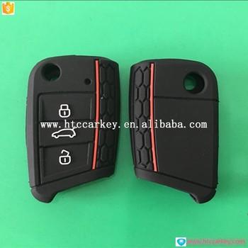 Custom Car Key Silicone Cover For Skoda Car Buy Silicone Car Key