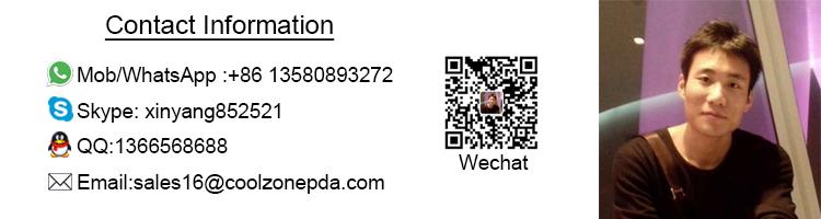 Caixa clara do telefone do PC TPU claro à prova de choque para a tampa do telefone móvel de Alcatel 3V