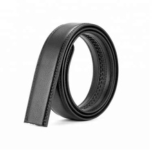 Durable Men Genuine Leather Belt Without Buckle