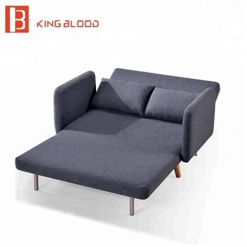 2 Seater Japanese Fabric Kids Folding Sofa Bed