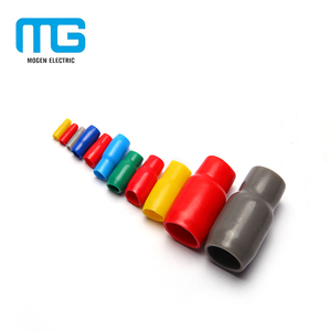 PVC soft Terminal cable lug insulation sleeve