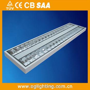 4 Feet Light Fixtures Surface Mount Led Panel Light 100-240v