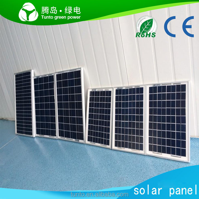 Best High Efficency A Grade Poly 250W 255W 260W Solar Panel and Batteries