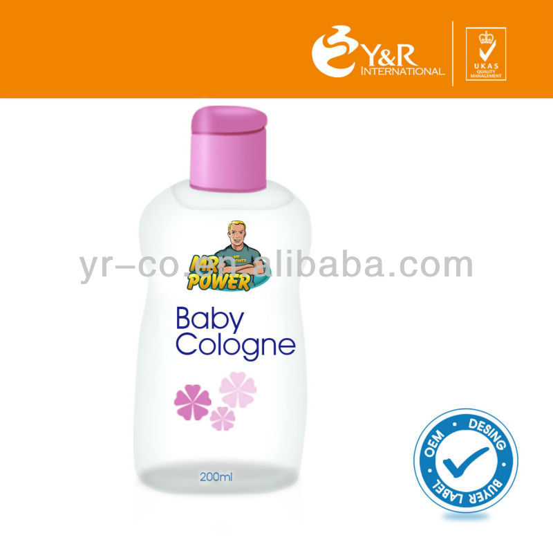Excellent Quality Wholesale Oem Baby Cologne Perfume for girls