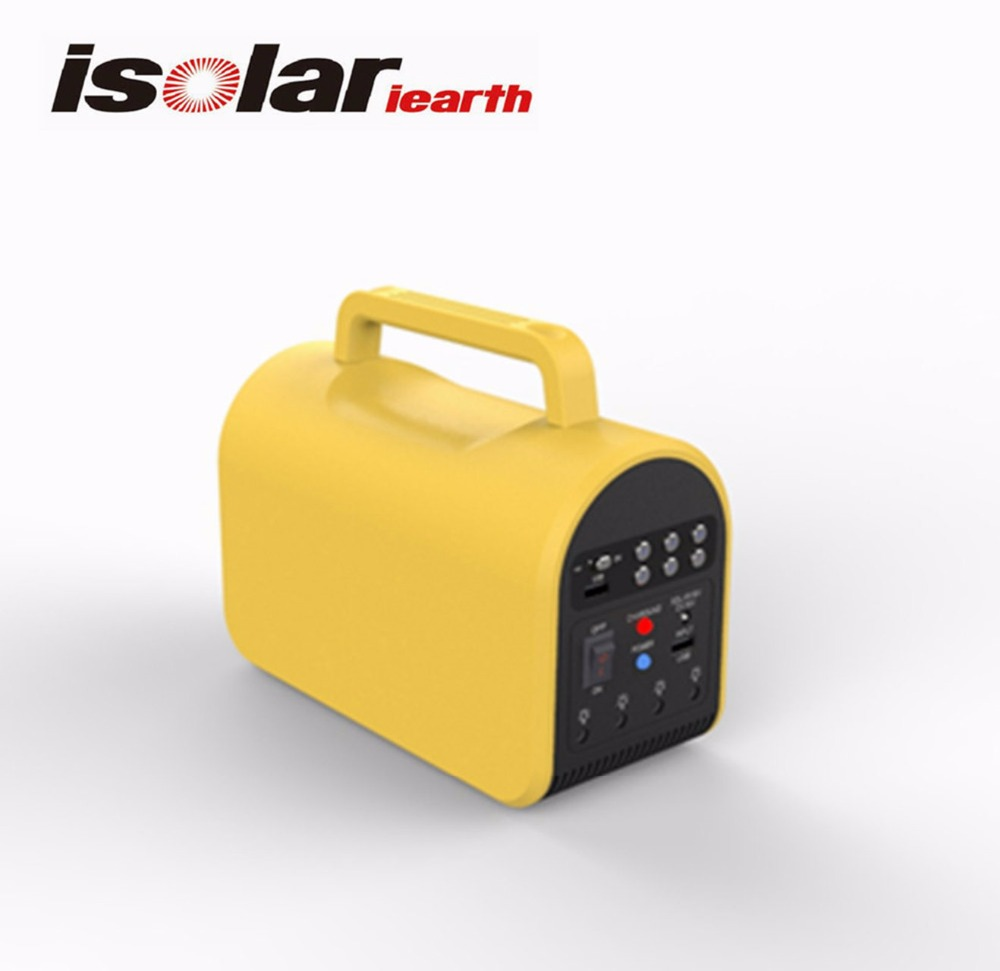 10W New Design Solar Panel Lighting System With Tf/Usb Speaker, Monitor,Changing Mobile