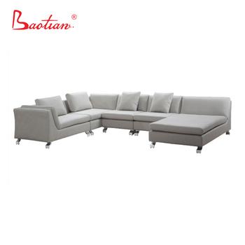 Baotian Roche Bobois New L Shape Sectional Sofas For Living Room Furniture