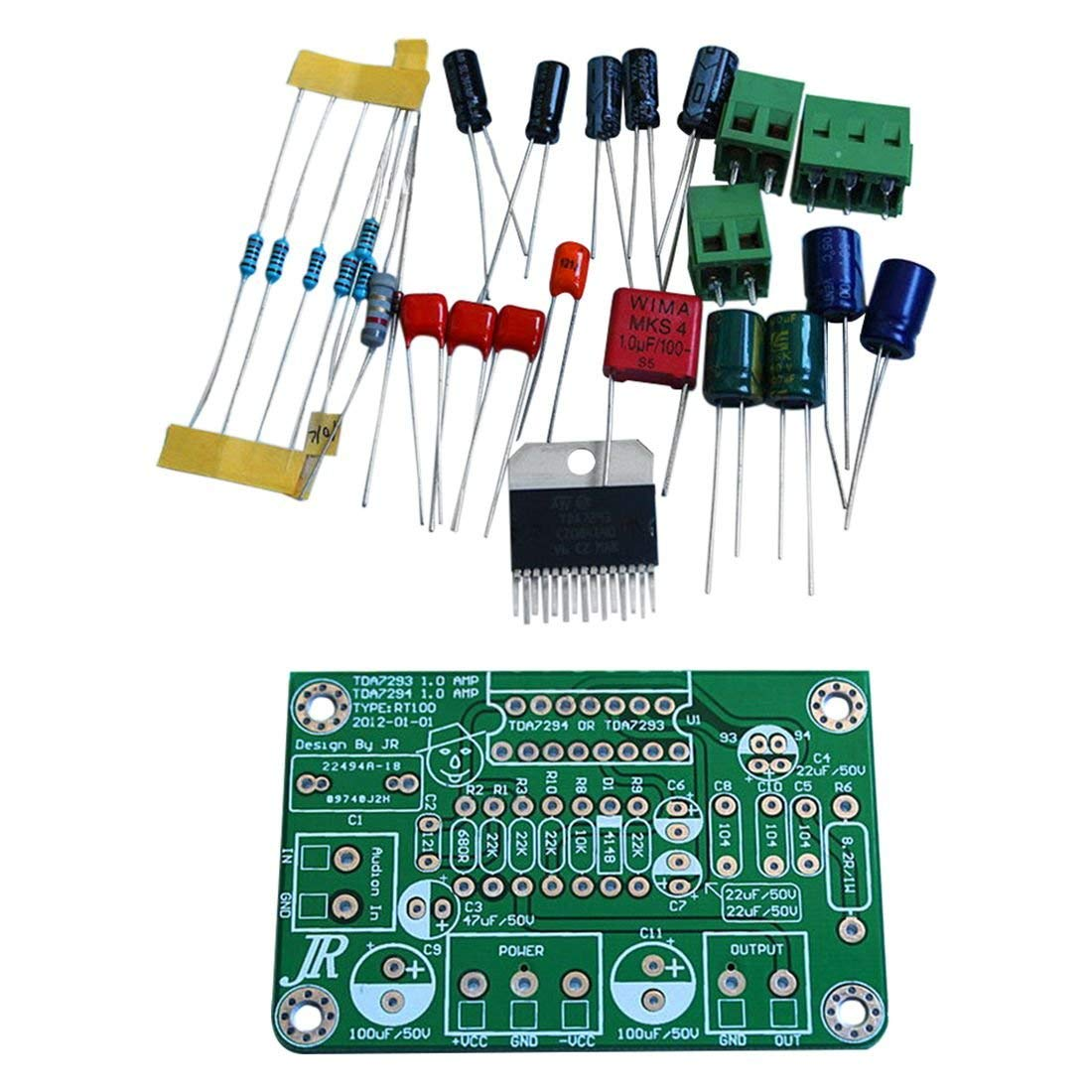 Cheap Ic Tda7294 Find Deals On Line At Alibabacom Lowpass Filter Subwoofer Frequency Circuit Board Ne5532 Opamp Chip Get Quotations Sodialr 80w 100w Mono Audio Amp Amplifier Dc30v 40v Kits