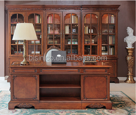 British Retro Design Home Office Furniture,Replica Executive Desk ...