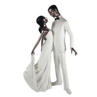 Wedding favors resin wedding occasion bride and groom figurines