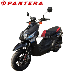 Gasoline Super Power Mini Brand New Motorcycle 50cc Scooter EEC Approved