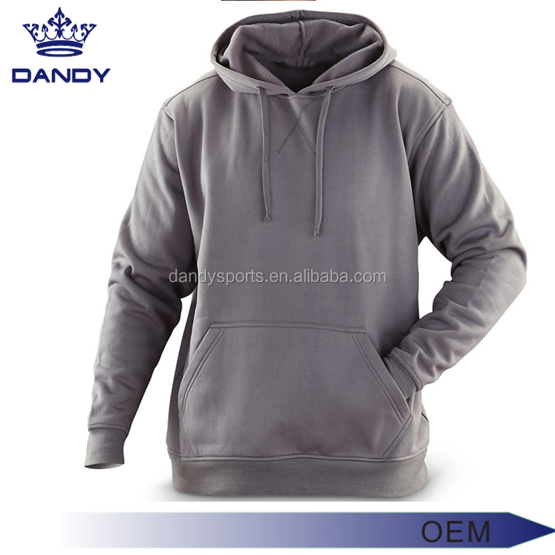 9043ceeefbb Factory free samples 2018 fleece cotton cheap pullover custom embroidered  design hoodies made in china