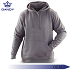 Factory free samples 2018 fleece cotton cheap pullover custom embroidered design hoodies made in china