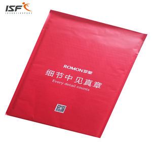 kraft paper customized printed bubble mailers