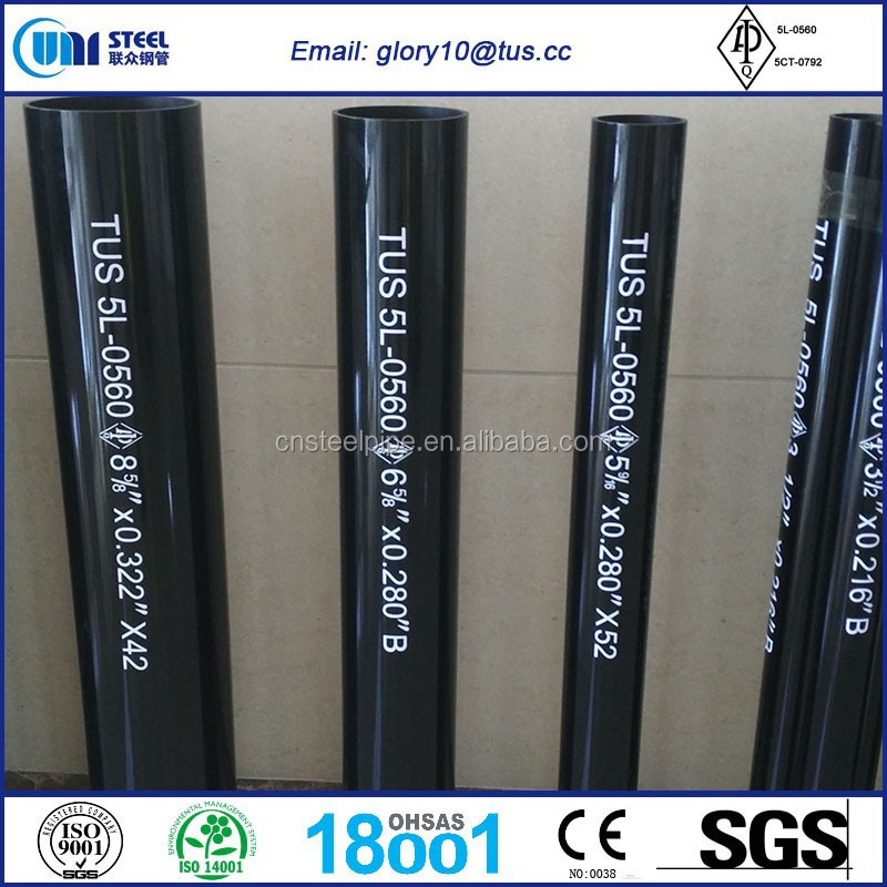BLACK ERW WELDED STEEL PIPE ASTM A53 BS1387 ISO65 EN39 API5L DIN2444 JIS3444 EN10219 EN10255