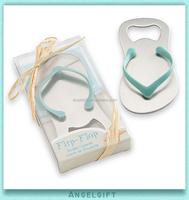 Wedding Gifts Pop the Top Flip Flop Slipper Bottle Opener