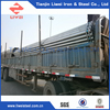 2017 Hot Selling Hot Dipped Galvanized Steel Tube/Pipe/box bar