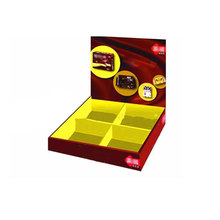 Retail <span class=keywords><strong>Chocolade</strong></span> Verpakking Karton Papier Display Box