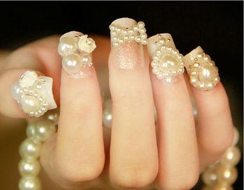 Beautiful new design bride wedding 3d nail art tip sticker buy beautiful new design bride wedding 3d nail art tip sticker prinsesfo Choice Image