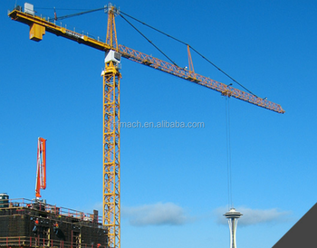 Luffing Jib Tower crane D160--5030--12T china best price high quality