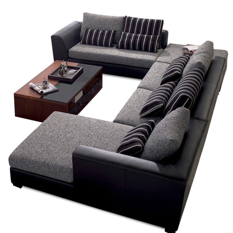 extra large fabric sectional corner sofa