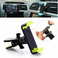 New trend product Universal Mini Car Air Outlet Holder Stents car Vent Mount Support For Cell Phone Mobile Car smart Phone Holde