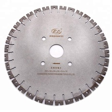 High quality Reputation Granite saw scroll cutting blade