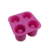 Eco friendly non toxic silicone ice cube mold factory customized ice mold