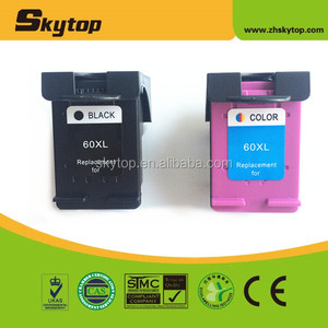 Skytop remanufactured for hp ink cartridge 60 xl for HP Deskjet F2560/F2568/F4280/F4288