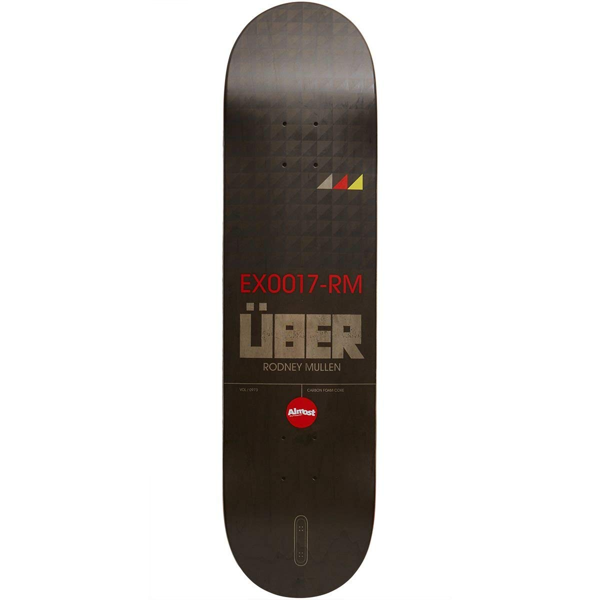 0a2dd73a6a Buy Almost Rodney Mullen Uber Light Black Ops Deck - 8.0
