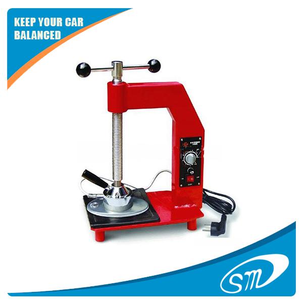 car tyre pressure machine
