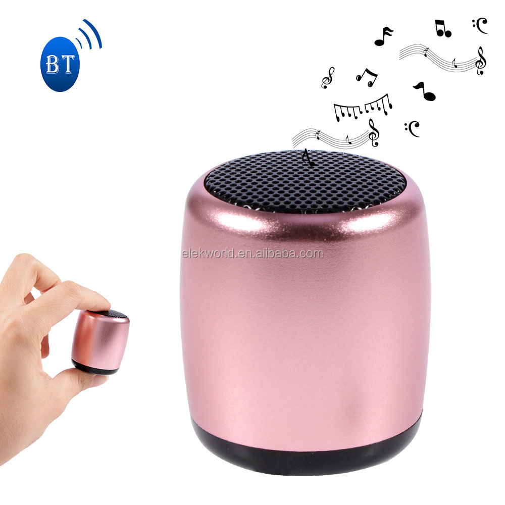 BM3DA Mini TWS Connection portable Bluetooth Speaker support Music/Hands Free Calls/Remote Shutter, w/retail package