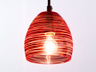 Japan metal chandelier vintage hemp rope pendant light for wholesale