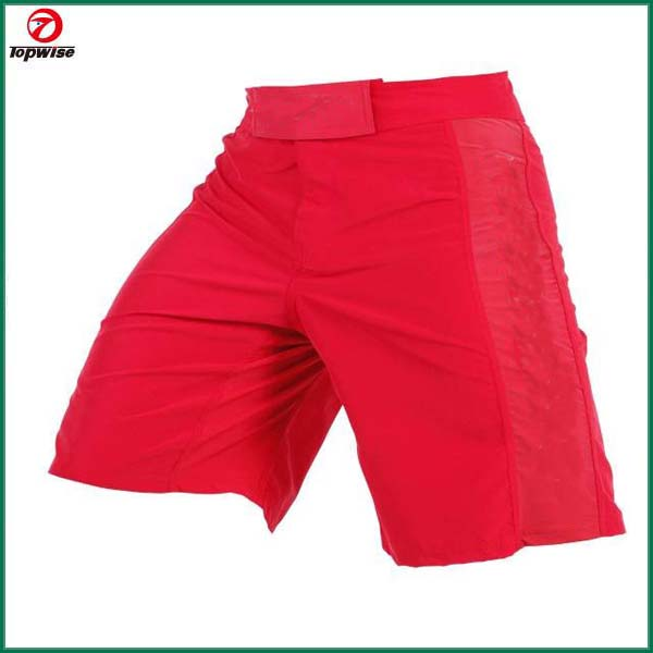Performance fighting MMA Short Red