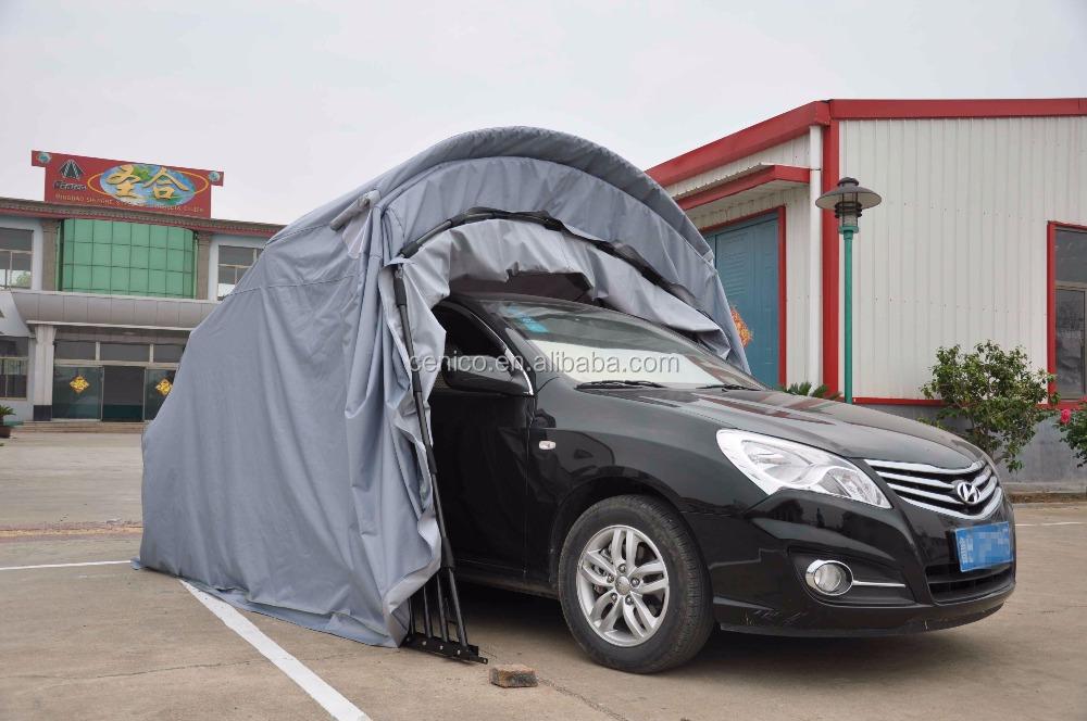 abri voiture pliante portable de voiture garage v lo pliant abri r tractable de voiture. Black Bedroom Furniture Sets. Home Design Ideas