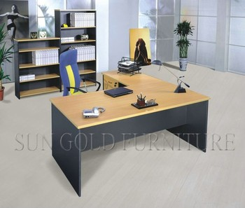 new design office table with high quality luxury executive office