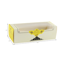 Transparente fenster flat pack swiss roll <span class=keywords><strong>kuchen</strong></span> box